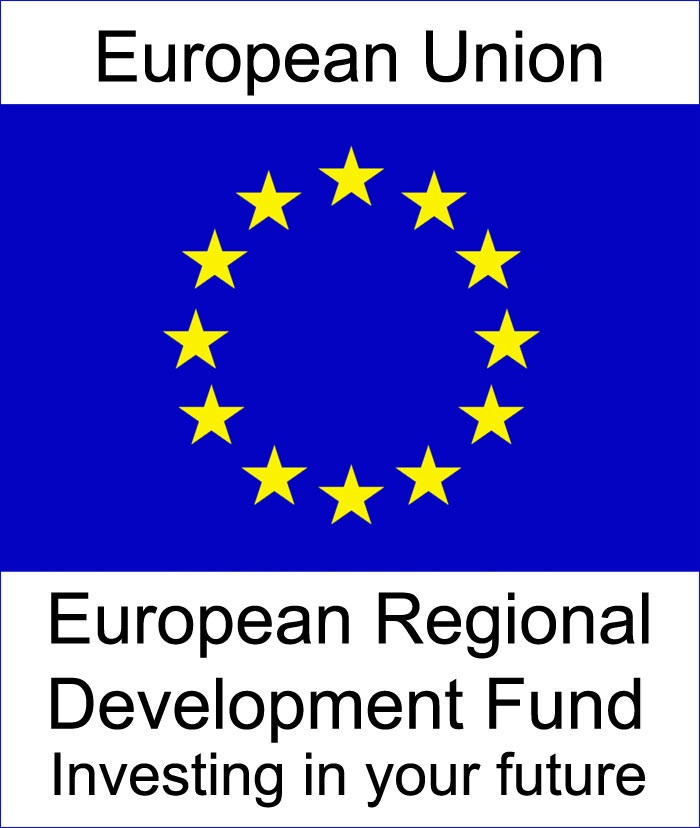European Union - European Regional Development Fund Investing in your Future